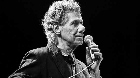 Jazzpianist Chick Corea während eines Konzerts im ICE Congress Center in Krakau am 8. Mai 2017. © picture alliance / NurPhoto Foto: Beata Zawrzel