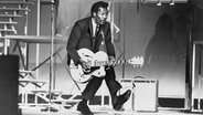 Chuck Berry, 1965 © imago images / Everett Collection