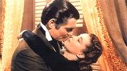 """Vom Winde verweht"" (""Gone with the wind"", USA 1939) mit Clark Gable und Vivien Leigh © Picture Alliance"