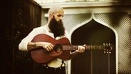 Der amerikanische Musiker William Fitzsimmons. © Erin Brown Fotograf: Erin Brown