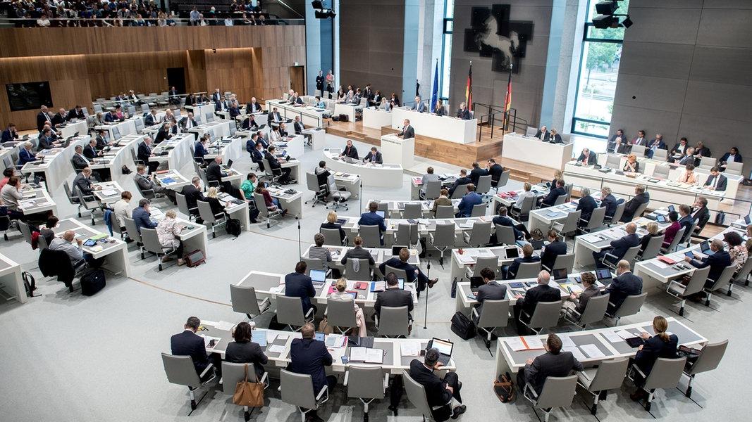 Landtag: Letzte Sitzung des Jahres 2019