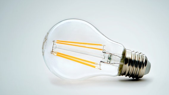 Led Und Energiesparlampe Ersetzen Die Glühbirne Ndrde