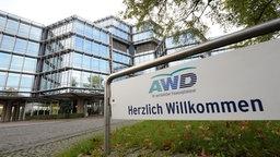 Zentrale von AWD in Hannover © dpa - Report Foto: Peter Steffen