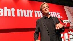 Dietmar Bartsch © dpa Foto: Jens Büttner