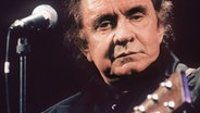 Country-Sänger Johnny Cash (1994) © dpa / picture-alliance Foto: Politikens Fibäk