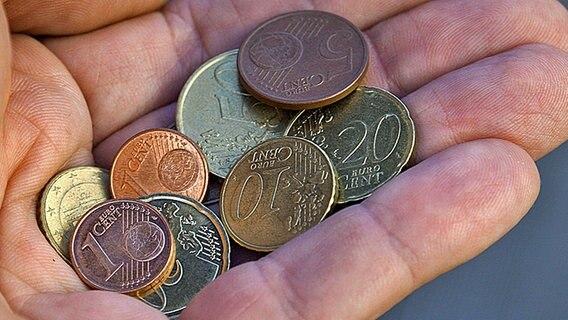 Viele Banken Nehmen Keine Münzen Mehr An Ndrde Nachrichten