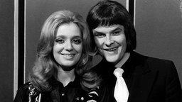 Cindy & Bert am 15.01.1972 in der Aktuellen Schaubude - Foto: NDR/Müller © NDR/Müller