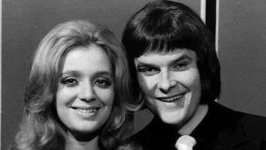 Cindy & Bert am 15.01.1972 in der Aktuellen Schaubude. © NDR/Müller