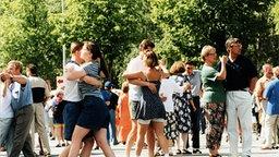 Tangofestival im finnischen Seinäjoki © picture-alliance/ dpa Foto: DB Harri Toivola