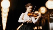 Hilary Hahn © Deutsche Grammophon/Mathias Bothor Fotograf: Mathias Bothor