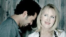 Adel Tawil und Annette Humpe vom Duo Ich+Ich © Felix Broede