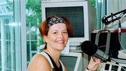 Sabine Lohmann © NDR/Detlef Drischel Foto: Aufnahme: 23.08.1996