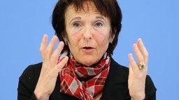 Präsidentin des Umweltbundesamtes Maria Krautzberger © picture alliance / dpa Foto: Stephanie Pilick