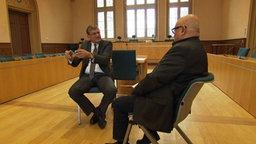 Alltag im Jugendknast - Holger Pröbstel, Richter am Landgericht Erfurt