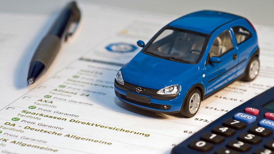autoversicherung wechseln und sparen ndrde ratgeber