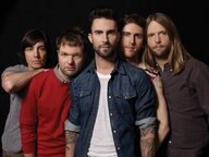Die US-Band Maroon 5 © Universal Fotograf: David Factor
