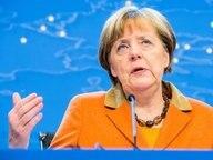 Angela Merkel beim EU-Gipfel am 8. März 2016 in Brüssel © picture alliance / dpa Fotograf: Stephanie Lecocq