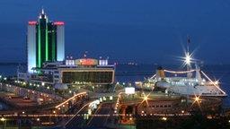 Hafen von Odessa  Foto: Tass Pavlishak Alexei