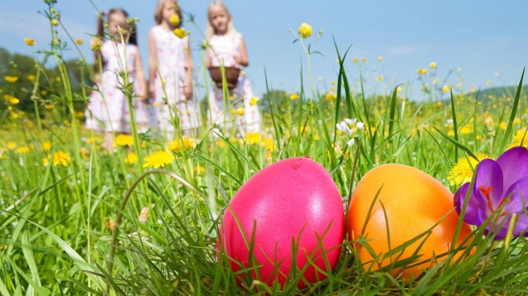 Ostern: Tipps für schöne Feiertage