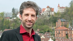 Boris Palmer (Grüne), Oberbürgermeister von Tübingen. © dpa picture alliance Foto: Christoph Schmidt