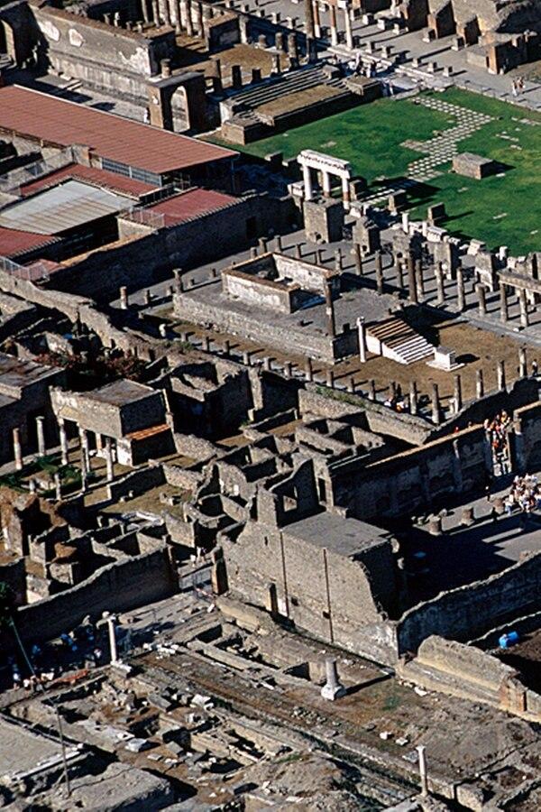 Pompejis Untergang