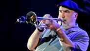 Randy Brecker, Musiker © picture-alliance / Jazz Archiv Foto: Isabel Schiffler