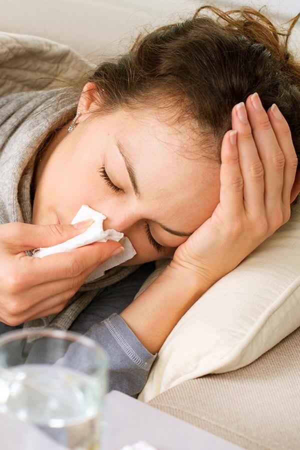 Zahl der Grippefälle in Hamburg steigt an