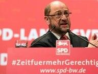 Landesparteitag der SPD Baden-Württemberg © picture alliance / Franziska Kraufmann Foto: Franziska Kraufmann