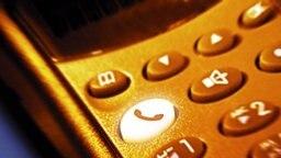 Telefontastatur in Nahaufnahme © Wired World Wide