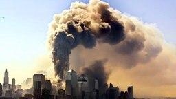 7. Jahrestag der Anschläge vom 11. September © dpa Foto: A3396 Hubert Boesl