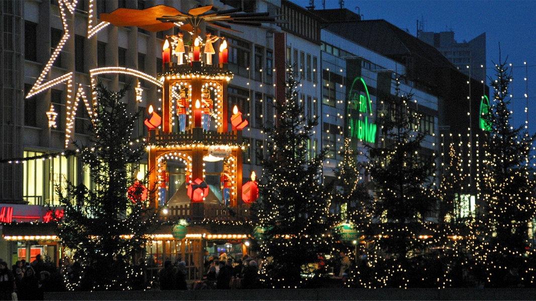 Hannover Weihnachtsmarkt.Weihnachtsmarkte In Hannover 2018 Ndr De Ratgeber