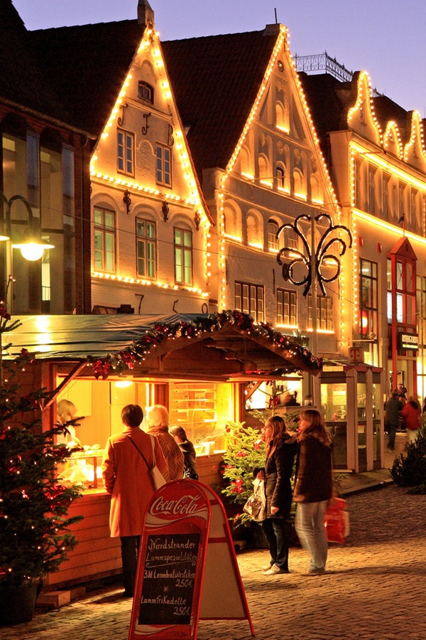 Weihnachtsmarkt Ratzeburg.Weihnachtsmärkte In Schleswig Holstein 2018 Ndr De Ratgeber