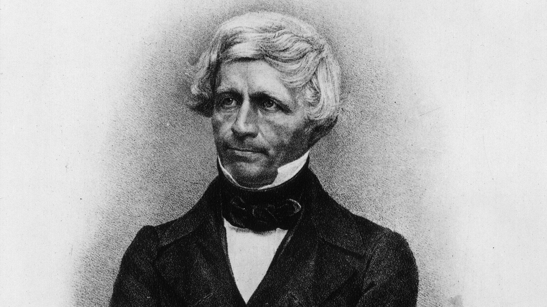 Johann Hinrich Wichern Menschenretter Und Adventskranz Erfinder Ndr De Geschichte Menschen
