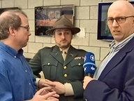 Volker Steinhoff, Jesko Friedrich und Dennis Kaupp © NDR