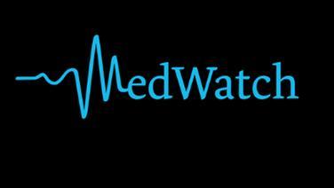 """Das Logo der Website """"MedWatch"""" © Medwatch Foto: Screenshot"""