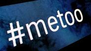 Ein Screenshot mit der Aufschrift #metoo © fotolia.com / Screenshot NDR Foto: SFotolEdhar