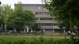 Das BAMF-Gebäude in Bremen © dpa