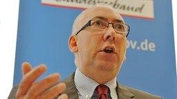 Gerd Billen, Vorstand der Verbraucherzentrale Bundesverband © dpa Fotograf: Jens Kalaene