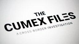 Das Logo der Cum-Ex-Recherche von correctiv.org. © correctiv.org
