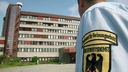 Bundesamt für Verfassungsschutz in Köln © dpa Foto: Oliver Berg