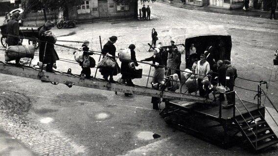 Flucht über Die Ostsee 1945
