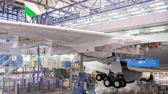 Aigner hofft auf Airbus-Stellenabbau ohne Entlassungen