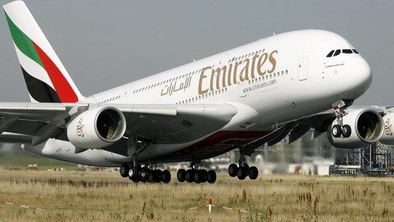 Emirates bestellt 36 A380-Maschinen bei Airbus