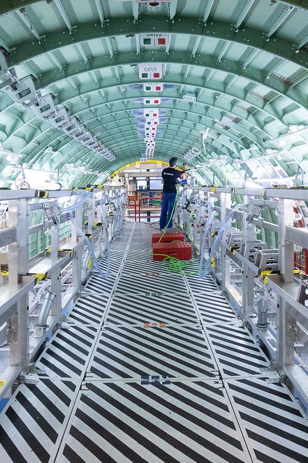 Luftfahrtindustrie als Jobmotor im Norden