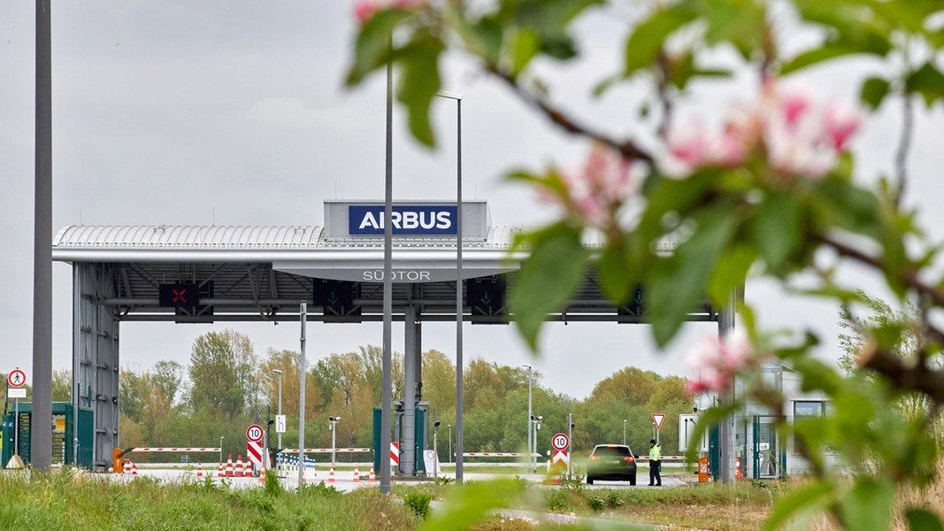 IG Metall: Aktionstag gegen Stellenabbau bei Airbus