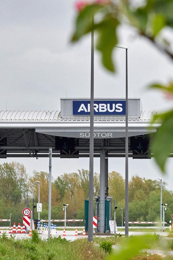 Airbus Stellenabbau Hamburg