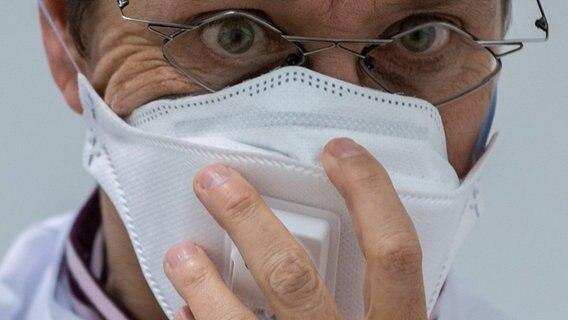 atmenschutz maske virus