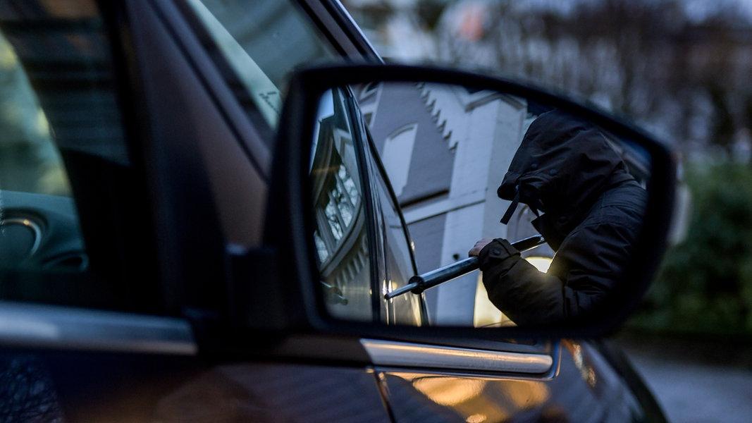 Polizei schnappt mutmaßliche Autodiebe