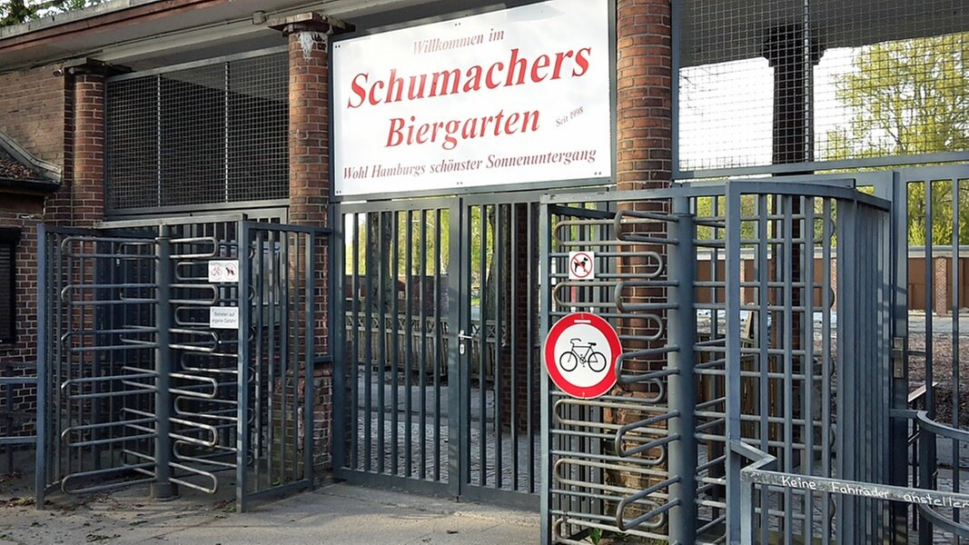 Schumacher Biergarten Hamburg
