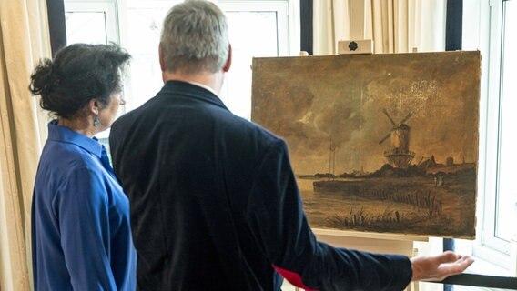 Angebliches Van-Gogh-Gemälde soll mindestens 500.000 Euro kosten